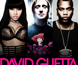 David Guetta feat Flo Rida & Nicki Minaj