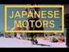 Japanese Motors - Single Fins & Safety Pins