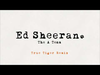 Ed Sheeran - The A Team (True Tiger Remix)
