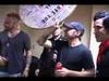 Lit - Backstage with Allen in Las Vegas, NV. 6/6/08