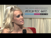Carrie Underwood - Backstage At The 2012 AMAs
