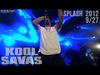 Kool Savas - Splash! - 2012 #9/27: Optimale Nutzung unserer Ressourcen (Official Live-Video 2012)