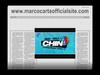 Marco Carta - diretta telefonica con Chin Radio (Toronto)