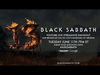 Black Sabbath - Live Album Release Hangout Event
