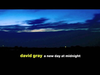 David Gray - Dead in the Water
