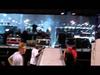 David Ellefson - Gigantour 2013 Backstage in Chicago - 07.09.13