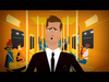 Michael Bublé - You Make Me Feel So Young (Animated Video)