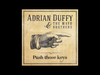 Adrian Duffy & The Mayo Brothers - Push Those Keys