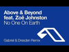 Above & Beyond - No One On Earth (Gabriel & Dresden Remix) (feat. Zoë Johnston)