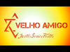 DVD Juntos Somos Fortes - Velho Amigo (ao vivo no Circo Voador, RJ)