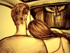 Joe - If You Lose Her (feat. Kseniya Simonova) (Full Sand Story)