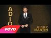 Ricky Martin - Adiós (English Version) (Cover Audio)