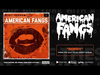 American Fangs - Sorry