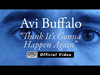 Avi Buffalo - Think It's Gonna Happen Again