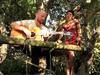 Gabriella Cilmi - The Sting (Acoustic in the garden)