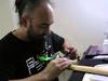DragonForce - Herman Li Broken Ibanez EGEN Guitar Repair