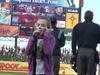 Sabrina Carpenter - National Anthem - IronPigs baseball