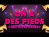 On a des pieds (pour aller danser) - Patrick Sébastien - Vidéo Lyrics