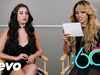 Fifth Harmony - :60 with Lauren and Dinah