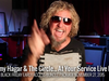 Sammy Hagar & The Circle - At Your Service Live Concert DVD