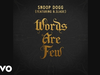 Snoop Dogg - Words Are Few (feat. B Slade) (Audio) ft. B Slade)