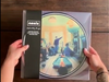 Oasis - Limited edition 25th anniversary 'Definitely Maybe' picture disc (Reveal)