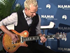 No Doubt - Tom Dumont Unveiling 'ZORA' at NAMM 2013
