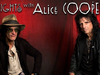 Alice Cooper and Joe Perry on performing with Johnny Depp