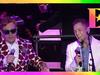 Elton John & Taron Egerton at Rocketman: Live In Concert