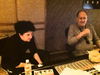 The Raveonettes - Raveonettes Recording New Album At Sunset Sound 2012