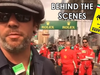 Jamiroquai - Sneaking onto Ferrari F1 grid with Jay Kay!