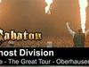 SABATON - Ghost Division (Live - The Great Tour - Oberhausen)