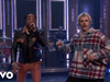 Justin Bieber - Intentions (Live On The Tonight Show Starring Jimmy Fallon / 2020)