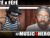 « Le Coeur Sur Les Epaules » Cover (feat. Tété x Féfé)