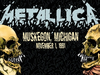 Metallica: Live in Muskegon, Michigan (November 1, 1991)