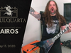 Sepultura - Kairos (live playthrough | May 13, 2020 | SepulQuarta #004)