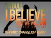 Pitbull - I Believe That We Will Win | World Anthem - Thombs Spanglish Remix (Pseudo Video)