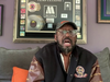 The Temptations & Manager, Shelly Berger, Tip their Caps to the Negro Leagues