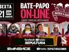 Sepultura - Música e Cerveja V | Bate-papo ao vivo com Paulo Xisto, Alan (Eminence) e convidados
