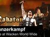 SABATON - Panzerkampf (Live at Wacken World Wide)
