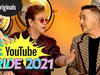 Elton John & David Furnish Discuss The Elton John AIDS Foundation   YouTube Pride 2021