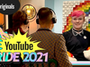 Elton John & David Furnish Discuss Transphobia With Kacie Ford   YouTube Pride 2021