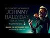 Johnny Hallyday - Que je t'aime, le concert hommage à l'Accor Arena - Mardi 14 septembre 2021