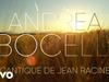 Andrea Bocelli - Cantique de Jean Racine (Visualiser)